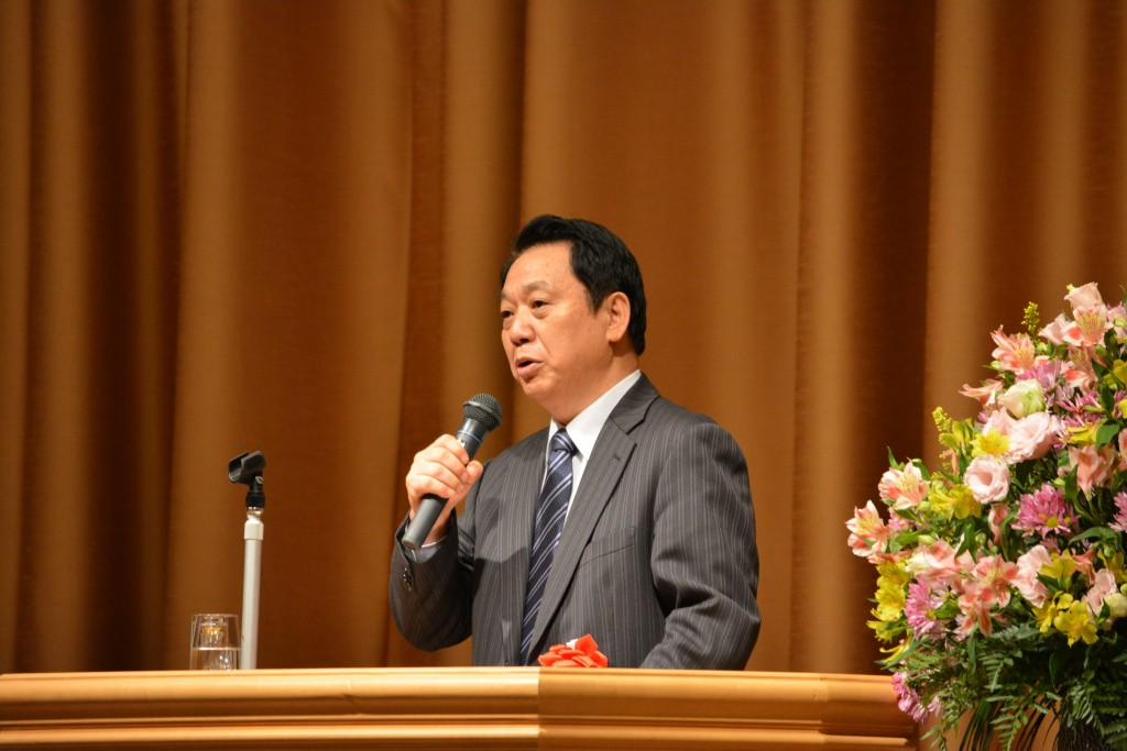 ナカジマ・コンサルタンシー・サービス 代表取締役会長 中島敬二氏