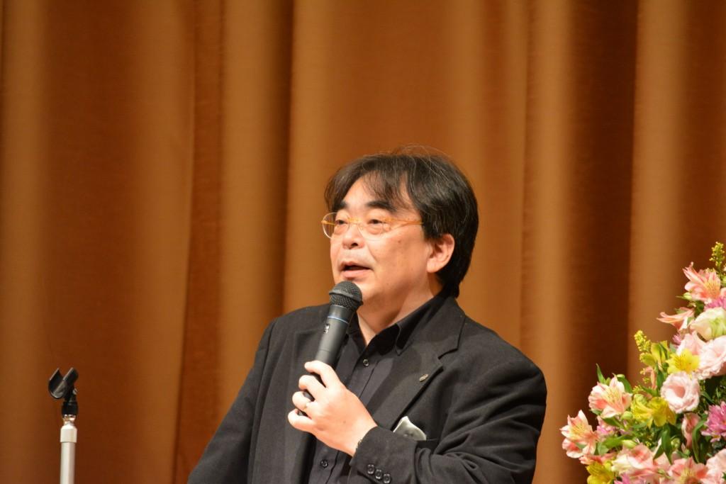 インテル副社長 阿部剛士氏