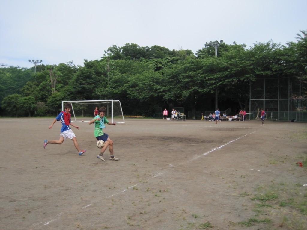 15サッカー